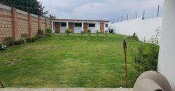 RESIDENCIA EN CACALOMACAN