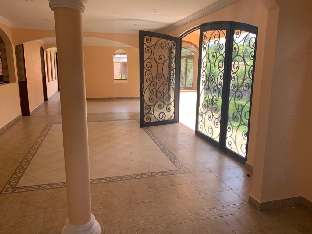 Casa Fraccionamiento La Virgen Metepec en Renta