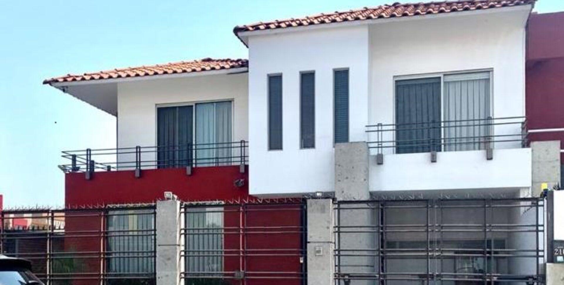 Renta de Casa Fraccionamiento Ex Hacienda San José Toluca