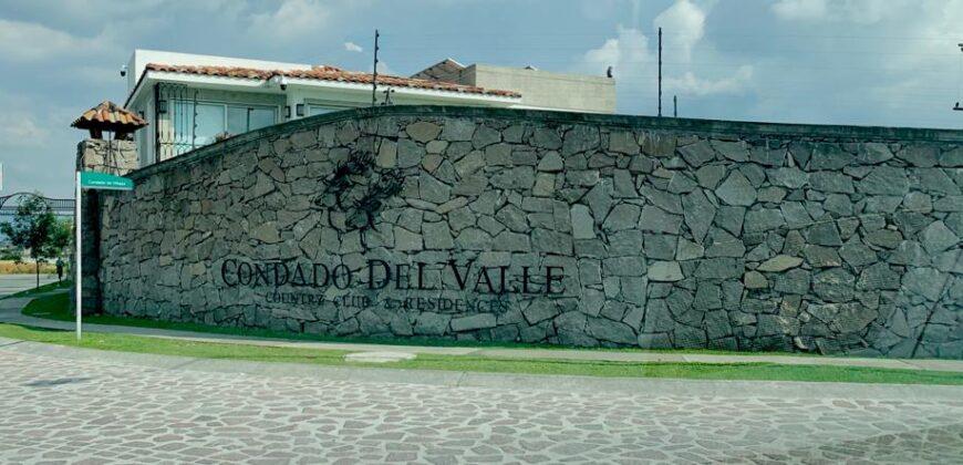 Terreno en Venta en Condado del Valle Metepec