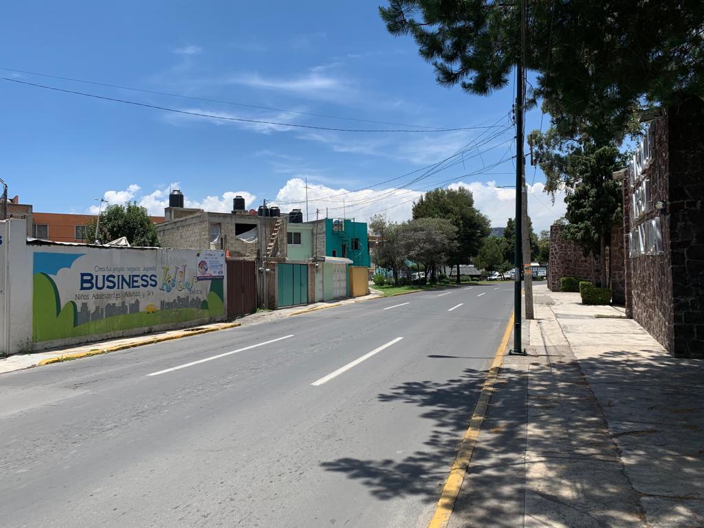 Terreno En Venta Colonia El Hípico en Metepec