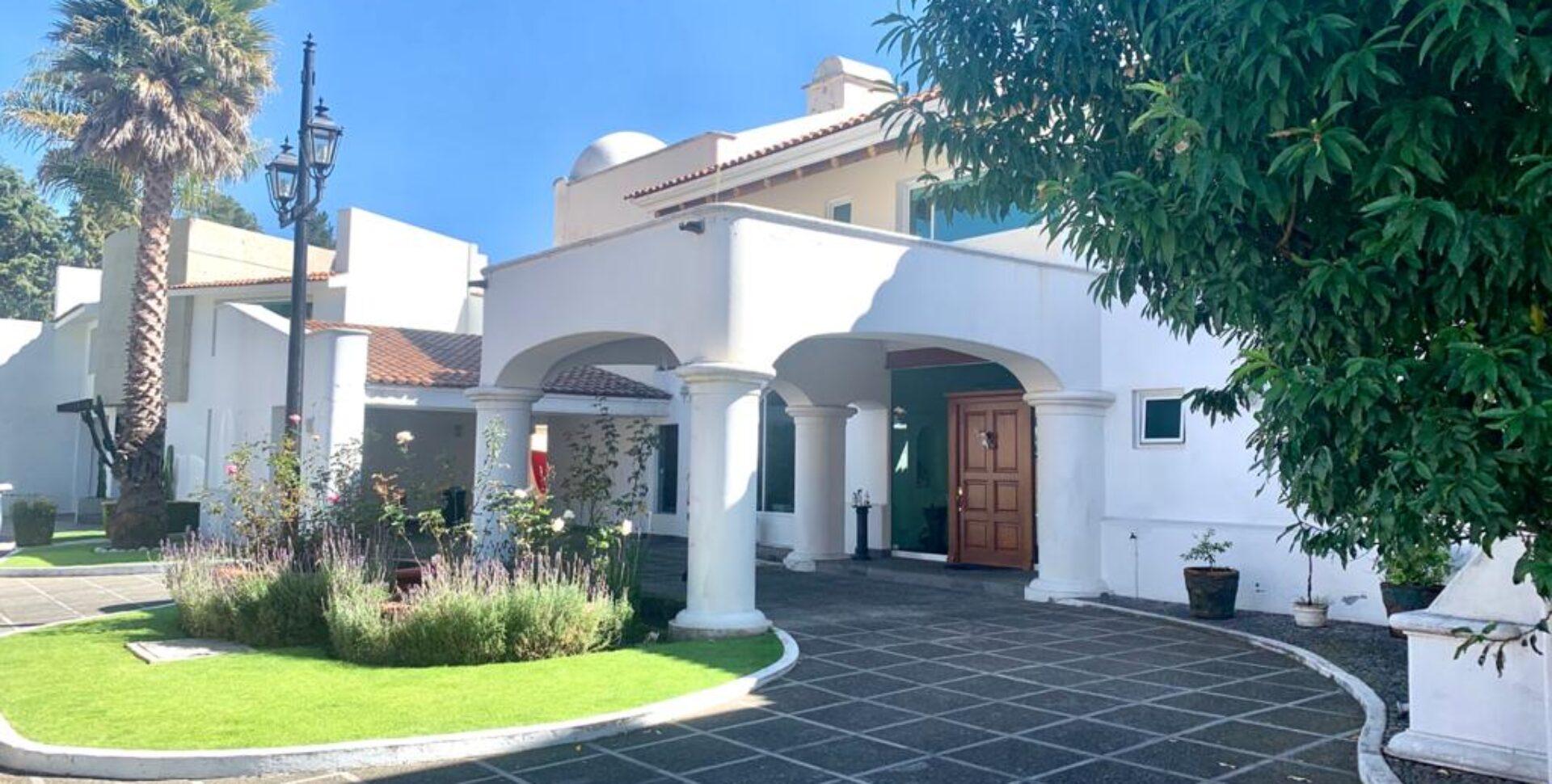 Casa en Venta Residencial La Providencia Metepec